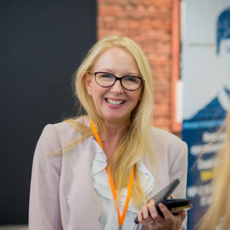 NPUK Chief Executive Toni Mathieson