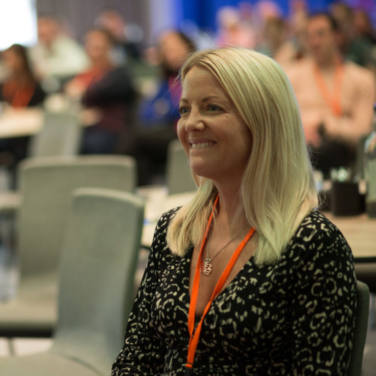 Laura Bell, NPUK Clinical Nurse Specialist