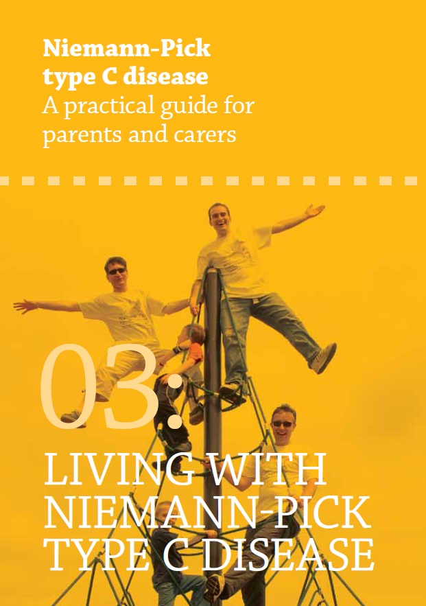Living with NPC: A practical guide for parents and carers