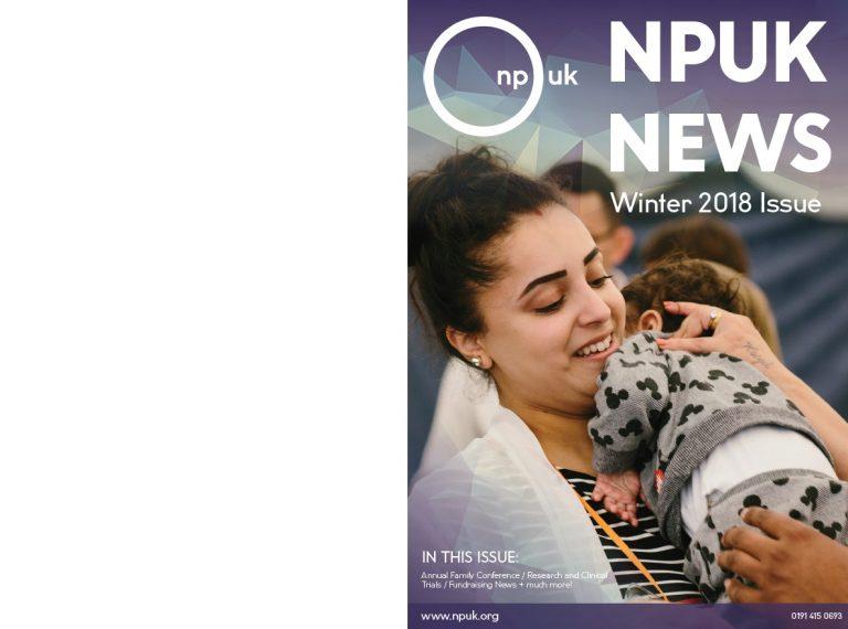 NPUK NEWS: Winter 2018