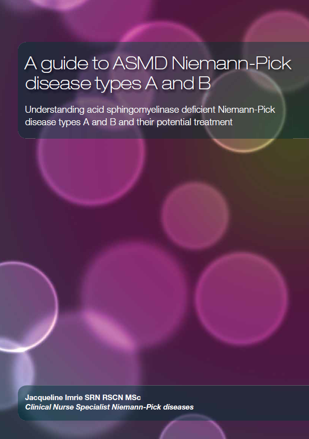 A guide to ASMD Niemann-Pick disease types A and B